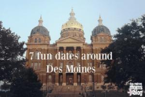 7 Fun Summer Dates around Des Moines | Des Moines Moms Blog