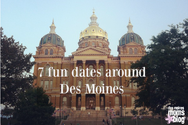 7 Fun Summer Dates around Des Moines | Des Moines Moms Blog