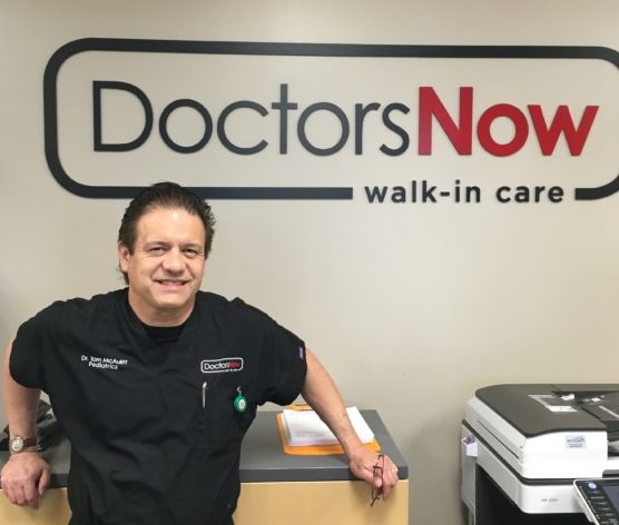 Introducing Pediatrician Dr. Tom McAuliff at DoctorsNow | Des Moines Moms Blog