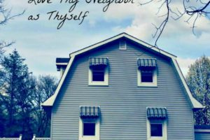 Love Thy Neighbor as Thyself | Des Moines Moms Blog