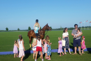 Variety's Polo on the Green Family Night 2016 | Des Moines Moms Blog