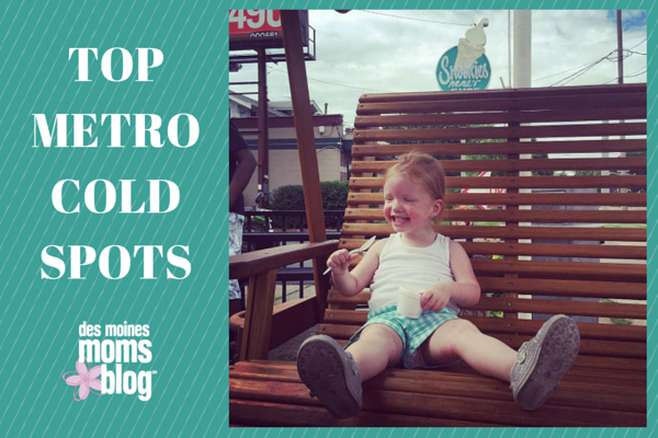 Keep Calm and Eat Ice Cream: Top Metro Cold Spots | Des Moines Moms Blog
