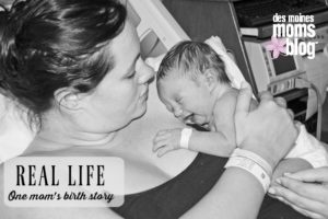 megan mcatee new mom and babe for featured image