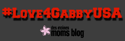 To Gabby, From Iowa | Des Moines Moms Blog