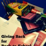 Giving Back for Back-to-School