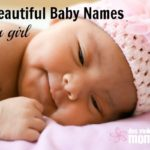 20 Beautiful Baby Names for a Girl