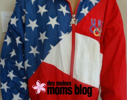"I Gave My Kids ""Olympics Fever"" 