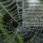 Motherhood – The Work That No One Sees