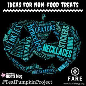 Teal Pumpkin Project | Des Moines Moms Blog