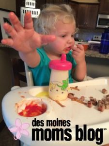 toddler food critic