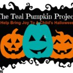Help Bring Joy to a Child's Halloween with the Teal Pumpkin Project