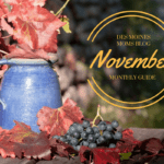 A Des Moines Mom's Guide to the Month of November 2016
