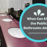 A Guide for Kids Using Public Bathrooms Alone