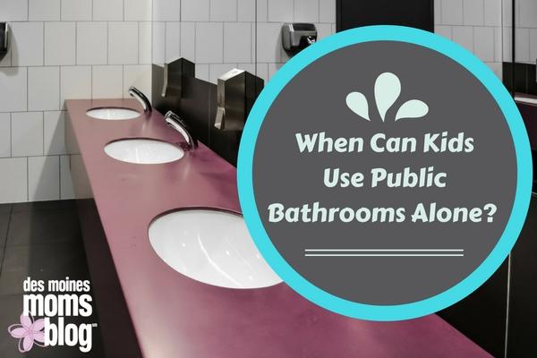 des moines moms blog public bathrooms kids safety