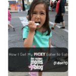 How I Get My Picky Eater to Eat (I don't!)