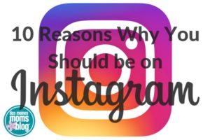 instagram, des moines moms blog