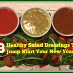 3 Paleo Salad Dressings to Jump Start a Healthy You in 2017