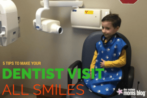 5 tips to make your childs dentist-visit easier