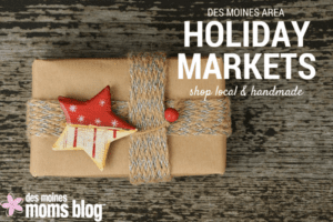des moines area holiday markets
