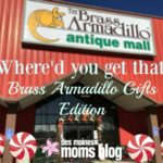 Where'd You Get That? (Brass Armadillo Gift Edition)
