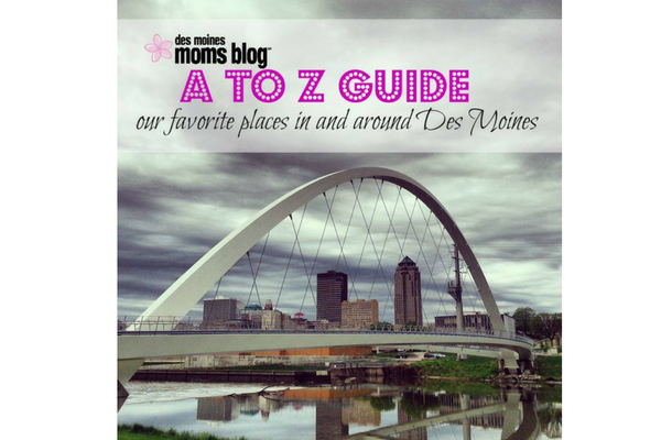 A to Z Guide to Des Moines