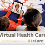 Virtual Doctor Visits with UIeCare