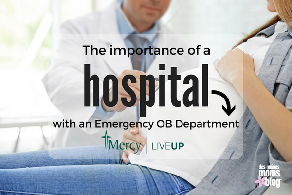 Mercy Medical Center's Emergency OB Department