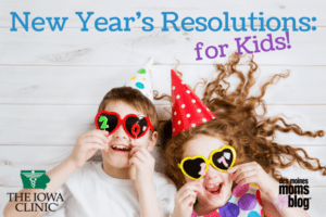 New Year's Resolutions_ for kids!