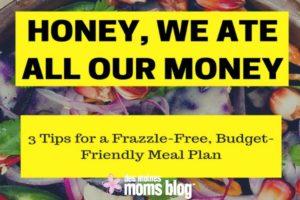 food budget | des moines Moms blog