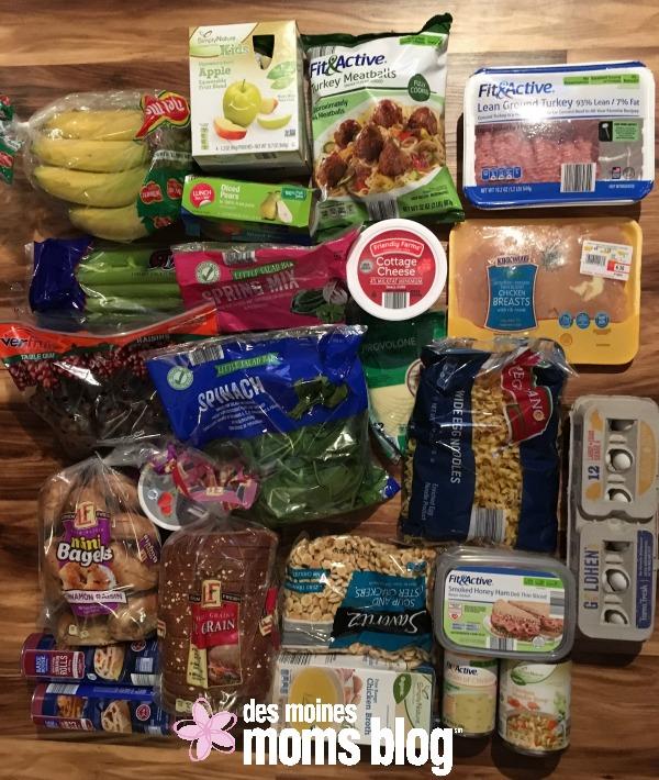 food budget meal planning| des moines Moms blog