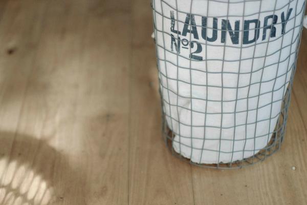 I'm Not a Butthole Wife laundry basket