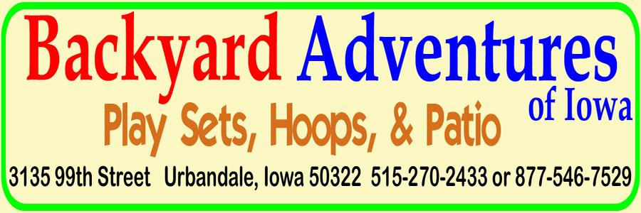 Backyard Adventures of Iowa