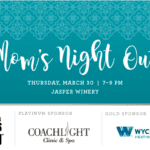 Mom's Night Out at Jasper Winery March 30