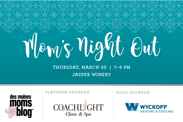Mom's Night Out at Jasper Winery