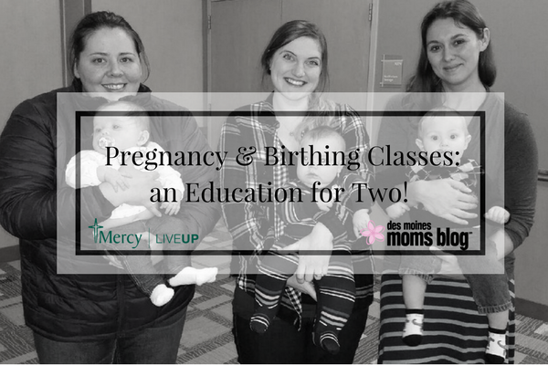 Mercy Pregnancy and Birthing Classes