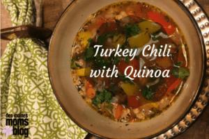 Turkey Chili Quinoa
