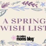 My Spring Wish List: Home and Fashion Finds