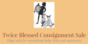 twice blessed consignment