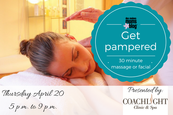 Get pampered Coachlight Clinic and Spa