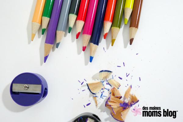 kid artists | Des Moines moms blog