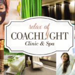 A Spa Experience Like No Other: Coachlight Clinic and Spa + a giveaway