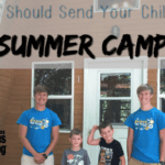 You Should Send Your Child to Summer Camp