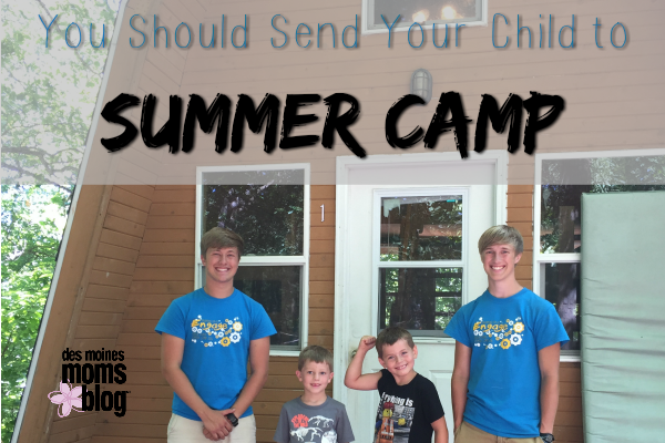 why you should send your kid to summer camp