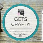 Get Crafty with the Knotty Nail on May 11