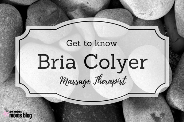 bria colyer massage therapist