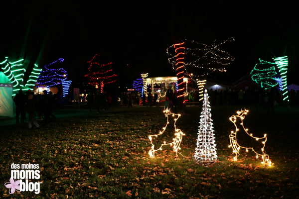 Polk City Holiday Lights Des Moines Neighborhood Guide