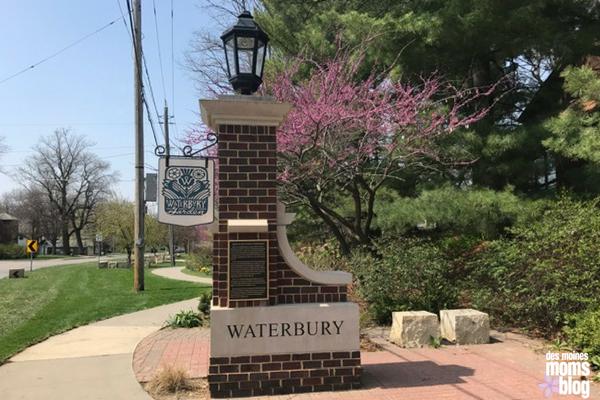 Waterbury Des Moines Neighborhood