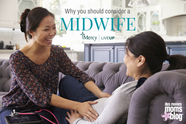 why consider midwife