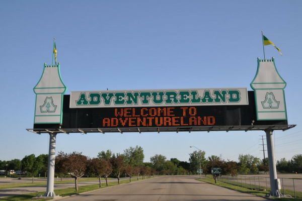 Adventureland Altoona Iowa Neighborhood Guide