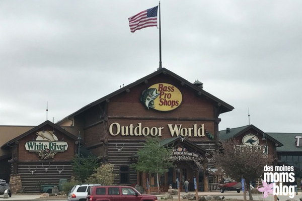 Bass Pro Shops Altoona Iowa
